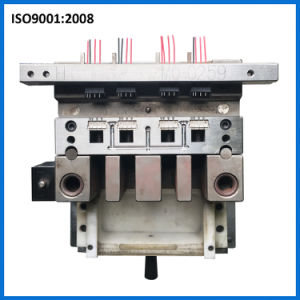 Customized Data Link Cable Injection Mould pictures & photos