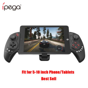 "Ipega 9023 Telescope Bluetooth Wireless Gamepad Controller for Samsung/HTC/Moto/ Huawei/Android/Ios/PC Fit for 5-10"" Tablets and Mobile Phone"