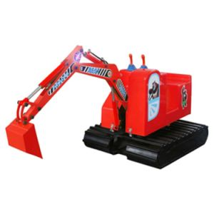 Original Manufacturer Amusement Ride on Toy Excavator