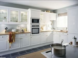White Kitchen Cabinets with 15 Years Experience (customized) pictures & photos