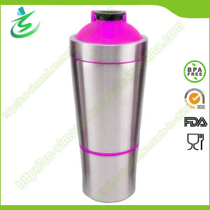 700ml Wholesale Stainless Steel Protein Shakers pictures & photos