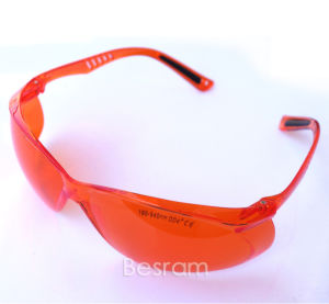 Od4+ 190nm-540nm CE Green Laser Protective Goggles
