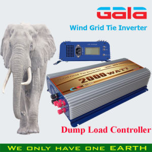Free Sample 300W-2000W Dump Load Micro Wind Turbine Grid Tie Inverter
