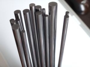 Cemented Carbides Rods/Solid Cemented/Tungsten Carbide Rod/Round Bar/Welding/Brazing Rod Blanks/Solid Rods pictures & photos