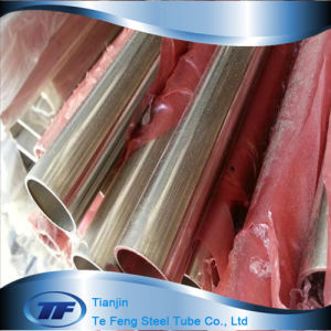 300 Series Decorative Welded Stainless Steel Pipe