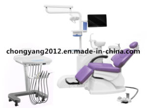 CE Approval New Type Left Hand Dental Chair pictures & photos