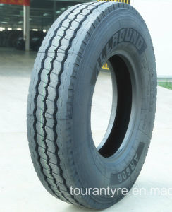 Annaite Longmarch Triangle Brand Heavy Duty All Steel Radial Truck Tyre, TBR Bus Truck Tire for 12.00r24