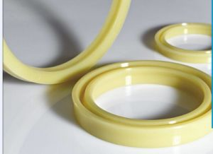 Delicate Uhs Polyurethane Oil Seal for Shaft and Hole pictures & photos