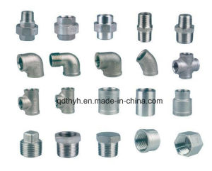 150lbs Stainless Steel Pipe Fittings NPT Thread pictures & photos