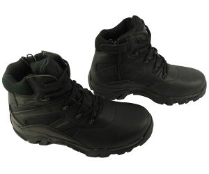 Tactical Action Leather and 900d Nylon Boots