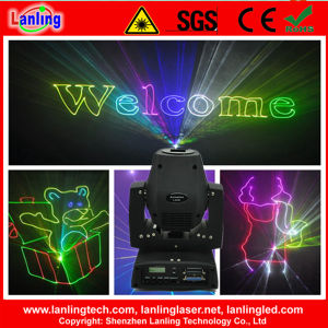 350MW Animation Mini Moving-Head Laser Ilda pictures & photos