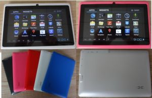 7 Inch Super Slim Andriod Tablet PC/ Smart Pad/ Palm Computer(T-713)
