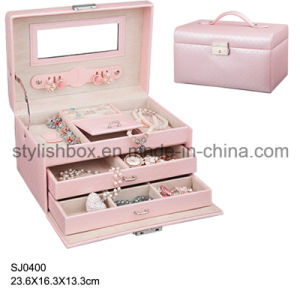 Functional Jewellery Box with Multi-Compartments (SJ0400)