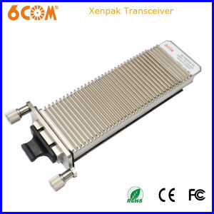 10g Xenpak Transceiver LC Connector 1550nm 80km Xenpak
