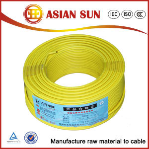 Professional 450/750V PVC Insulated Electrical Wire Prices pictures & photos