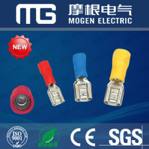 2018 Mogen Hot Selling RV Sv E Te Insulated Copper Full Wire Range Tin Plated Terminal with Ce RoHS UL ISO (MG) pictures & photos