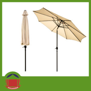 Fashionable Style Logo Print Chinese Garden Parasol pictures & photos