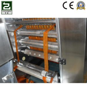 Servo System Control Beverage Liquid Pouch Packing Machine pictures & photos