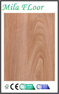 Laminate Flooring 8mm HDF E1 AC4 ISO CE Carbs SGS OEM Embossed (H08187-4A)