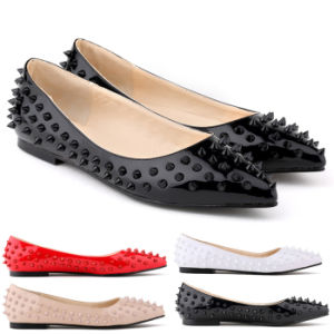 Ladies Shoes Casual Defense Flats
