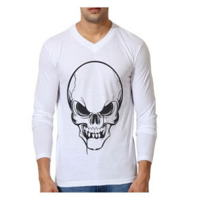 Customized Printing Logo Long Sleeve T-Shirt pictures & photos
