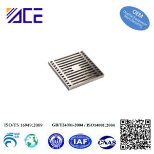 Cheap Stainless Steel Rectangular Shower Floor Drain pictures & photos