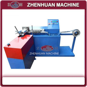 Pure Aluminum Flexible Duct Forming Machine for Ventilation Duct pictures & photos
