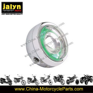 Motorcycle Parts 5 Inch Motorcycle Head Lamp Fits for Gn125 pictures & photos