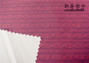 Polyester Taffeta with Lamination Print