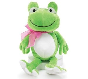 Frog Stuffed Toy, Plush Toy Frog