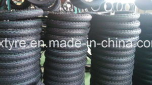 Cross Country Pattern Motorcycle Tire / Motorcycle Parts (3.00-17 3.00-18 4.10-18 2.75-21) pictures & photos