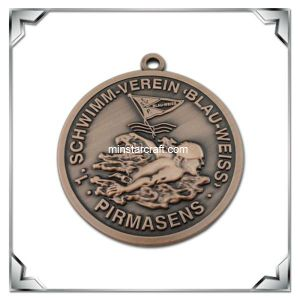 Customized Sport Games Enamel Medal Coin in Factory Price