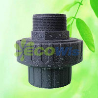 Farm Watering Male and Female Thread PVC Union pictures & photos