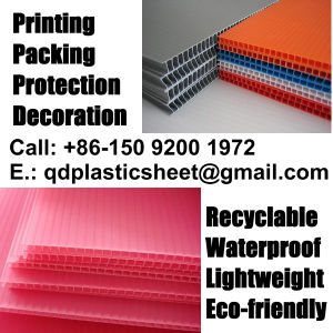 PP Hollow Sheet / PP Hollow Board