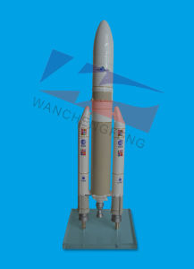 Customized Scale Aerospace Model Ariana 5 pictures & photos