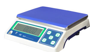 Electronic Weighing Scale with Big LCD LED Display 30kg (Gc-27) pictures & photos