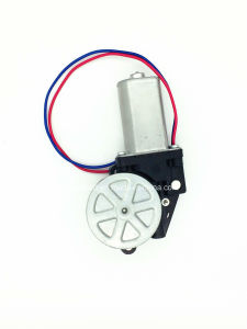 3 Holes Power Window Motor pictures & photos
