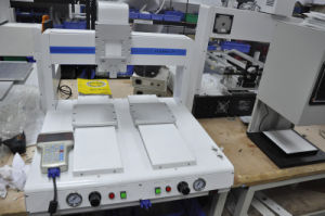 3-Axis, 2 Y-Axis Automatic Glue Dispensing Machine Applied to LCD Glass Board Pakage Stick