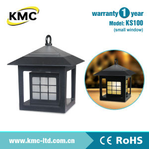 Solar House Lantern, Outdoor Decorative (KS100)