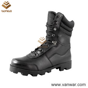 Black Panama Military Army Combat Boots (WCB001) pictures & photos