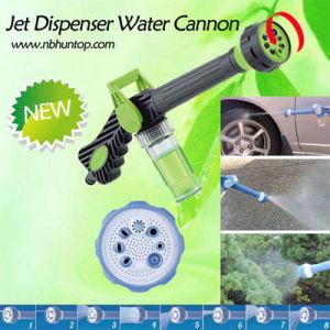 Soap Dispenser Ful Jet Water Hose Spray Nozzle Gun Ht5078