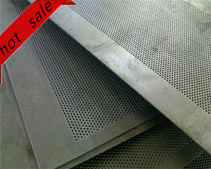 Aluminum/Steel Perforated Wide Use Metal for Filter pictures & photos