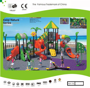 Kaiqi Large Multilevel Colourful Children′s Outdoor Playground (KQ30141A) pictures & photos