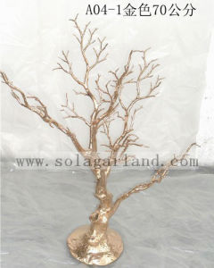 China wholesale abs plastic artificial tree wedding reception wholesale abs plastic artificial tree wedding reception decoration decor table centerpiece 50 70 cm junglespirit Gallery