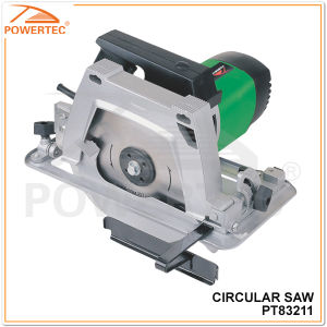 Powertec 200mm Electric Wood Circular Saw (PT83211) pictures & photos