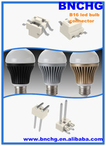 High Quality LED Bulb Lamps Male and Female Connectors 250V 3A