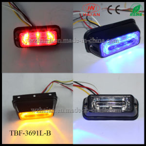 LED Public Safety Warning Lights in Liner3 Lens pictures & photos