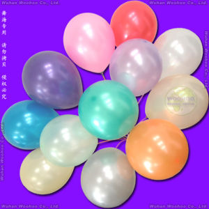 Inflatable Helium Latex Metallic Balloon for Celebrations pictures & photos