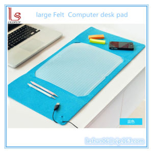Modern Table Felt Office Computer Desk Pad Mat pictures & photos
