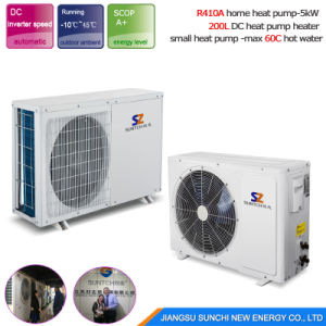 Heating 10kw/15kw/20kw/25kw High Cop4.65 Waste Water Heat Pump Heater pictures & photos